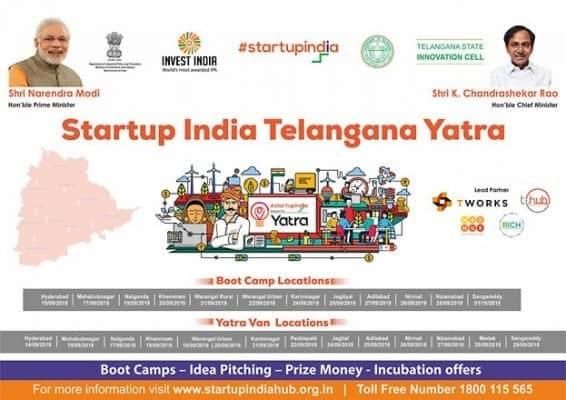 StartupIndia Yatra