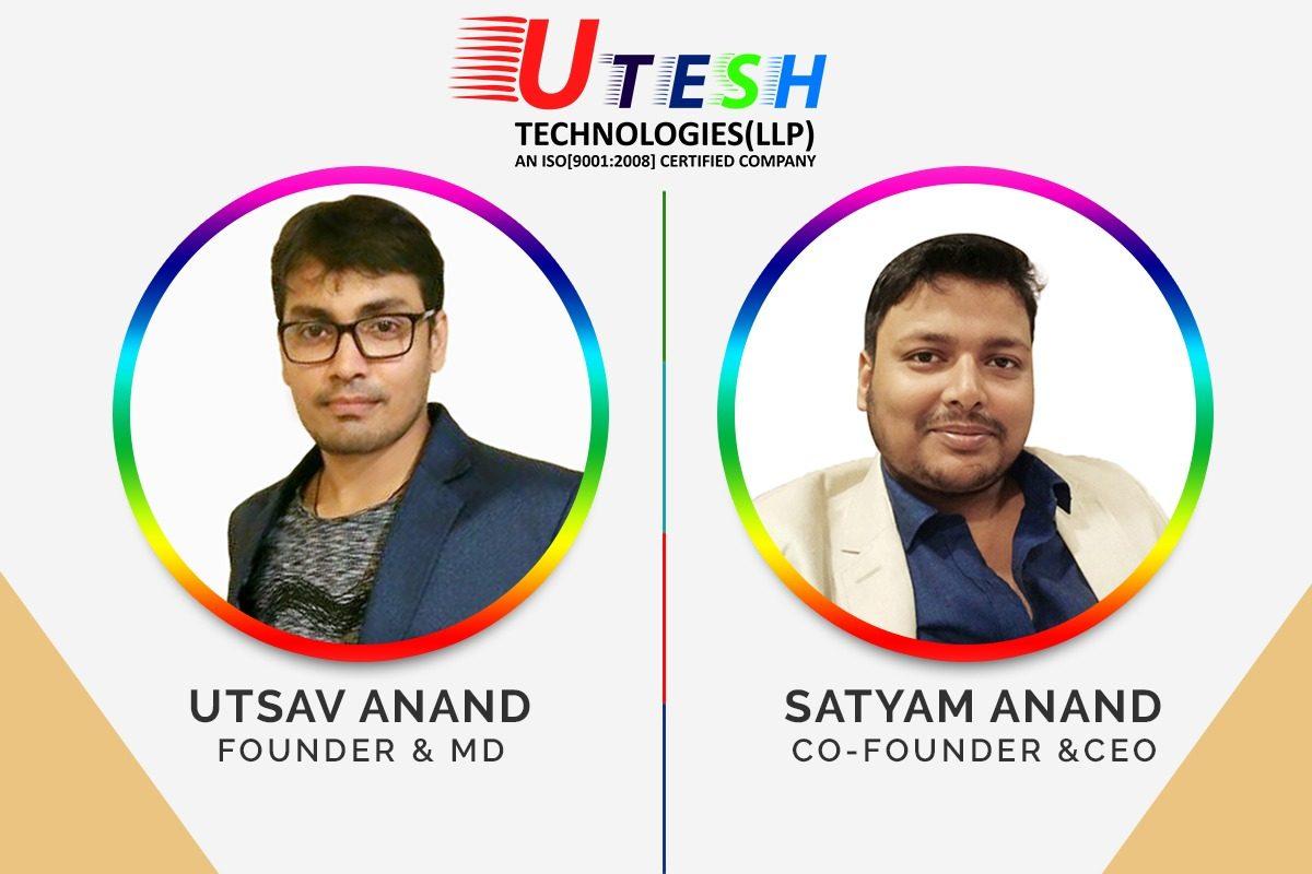 Utesh Founders