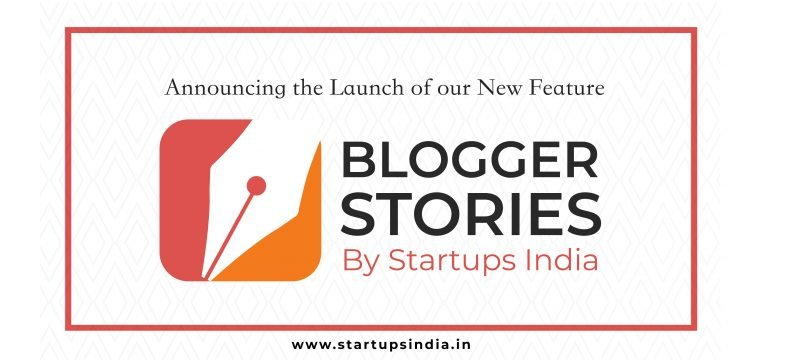 Blogger Stories Launch